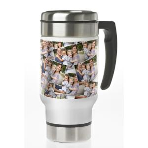 Thumbnail for 1000x1000 - 0112996980756_Stainless Steel Tiled Photo Travel Mug 14 oz.jpg 1