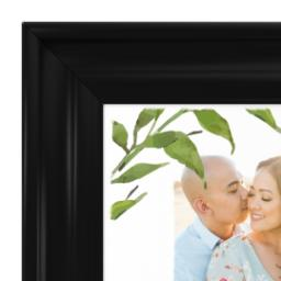 Thumbnail for 8x10 Photo Canvas With Traditional Frame with Amazing Grace design 3