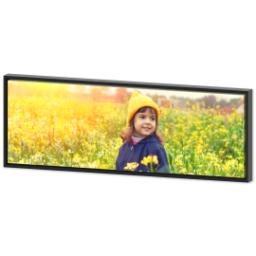Thumbnail for 12x36 Photo Canvas With Floating Frame with Full Photo design 2