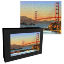 Thumbnail for 8x10 Premium Photo Puzzle With Gift Box with Full Photo design 1