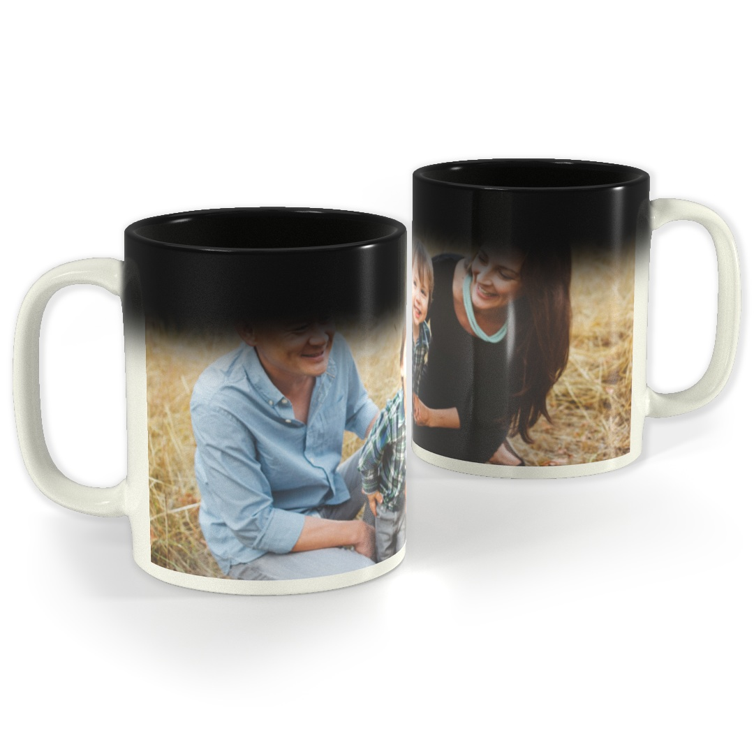 11oz Magic Mugs Magic Photo Mug 11oz Full Photo