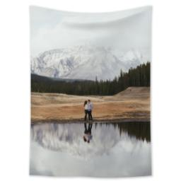 Thumbnail for 26x36 Indoor/Outdoor Wall Tapestry with Full Photo design 2