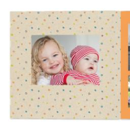 Thumbnail for 12x12 Premium Layflat Photo Book with Kraft Paper Pop design 3