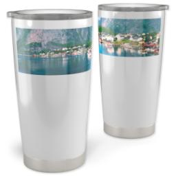 Thumbnail for Vacuum Travel Tumbler, 20oz with Full Photo design 1
