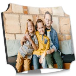 Thumbnail for 5x7 Decorative Plaque with Full Photo design 3