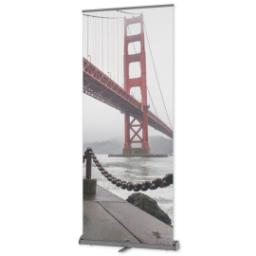 Thumbnail for 33x78 Vinyl Retractable Banner with Full Photo design 1