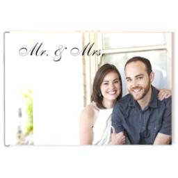 Thumbnail for Wedding Guestbook with Full Photo design 1
