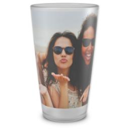 Thumbnail for Pint Glass with Full Photo design 1