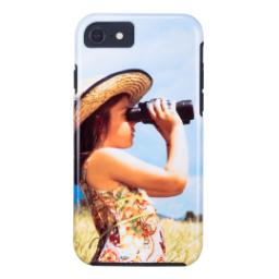 Thumbnail for IPhone 8 Photo Tough Phone Case with Full Photo design 1