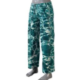 Thumbnail for Pajama Pant (Women S) with Full Photo design 2