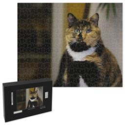 Thumbnail for 16x20 Premium Photo Puzzle With Gift Box (520-piece) with Full Photo design 1