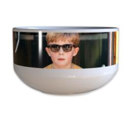 Thumbnail for Ceramic Bowl with Full Photo design 1