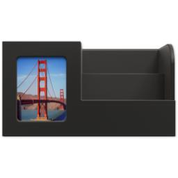 Thumbnail for Leatherette Desk Set with Full Photo design 1