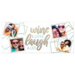 Thumbnail for Wine Bottle Chiller with Wine A Little design 4