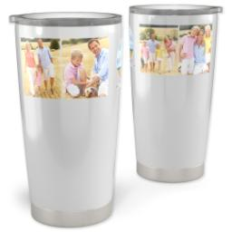 Thumbnail for 20oz Vacuum Travel Tumbler with Modern Landscape design 1